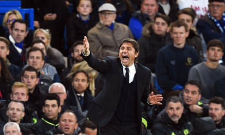 Antonio Conte praises 'psychological step' in Chelsea's title push
