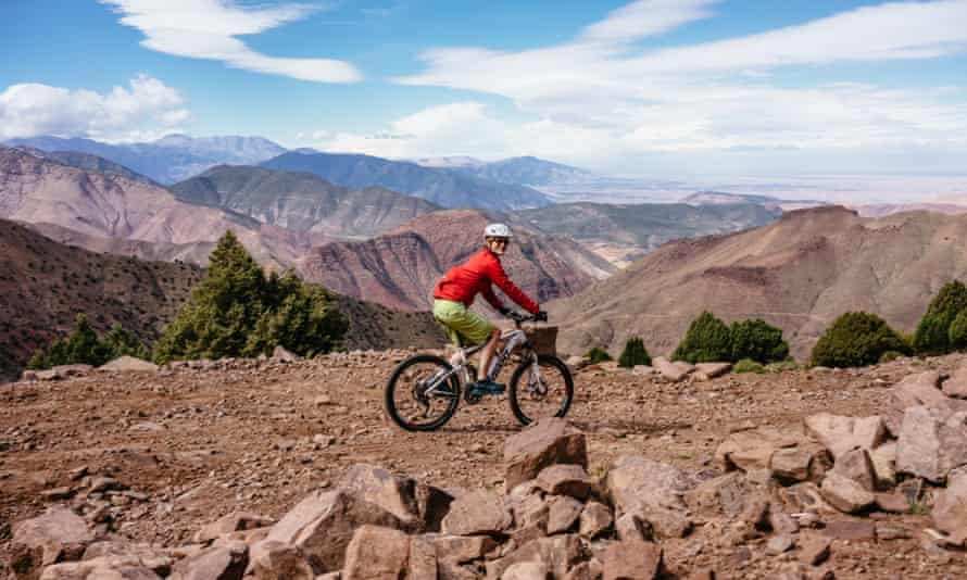 Skedaddle Holidays Cycling Morocco Atlas to Desert trip