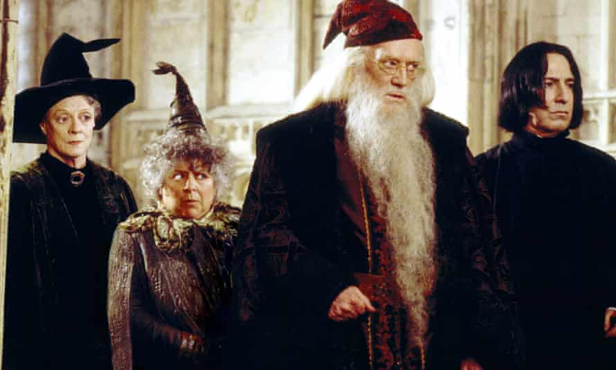 Miriam Margolyes, Harry Potter and the Chamber of Secrets