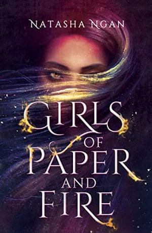 Natasha Ngan's Girls of Paper and Fire