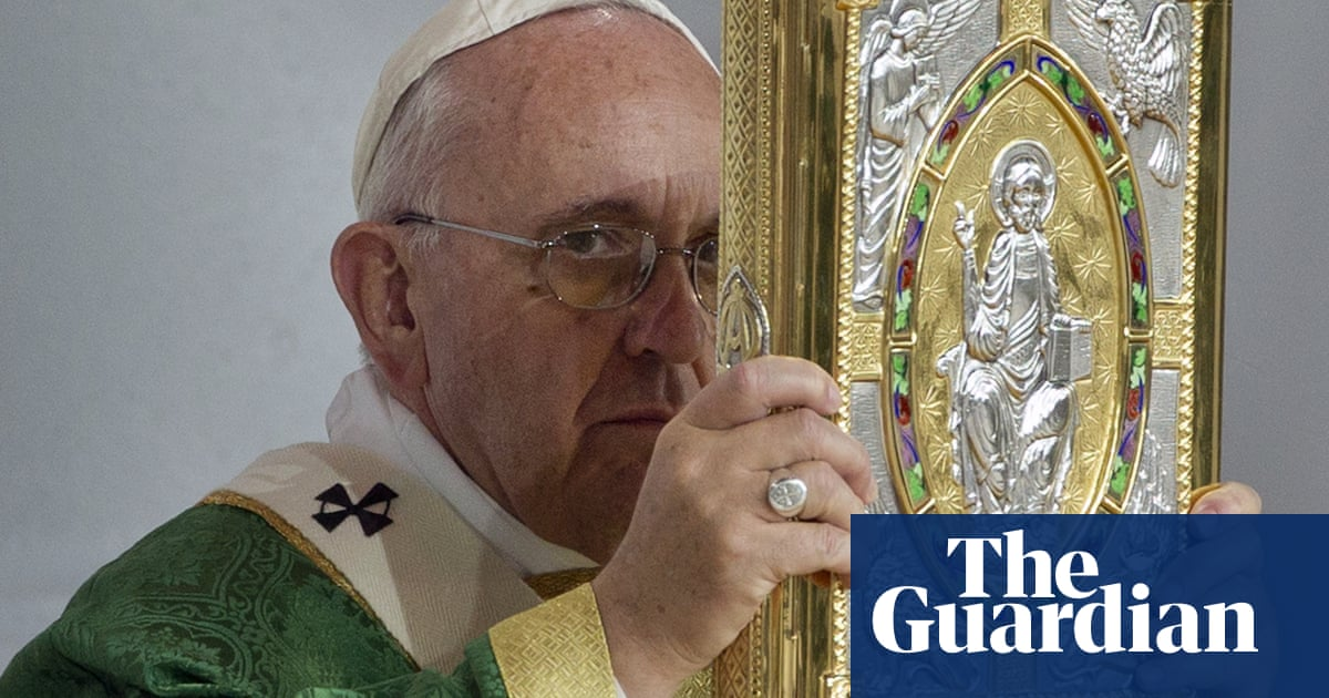 US confidence in Pope Francis plummets amid sexual abuse scandal – Trending Stuff