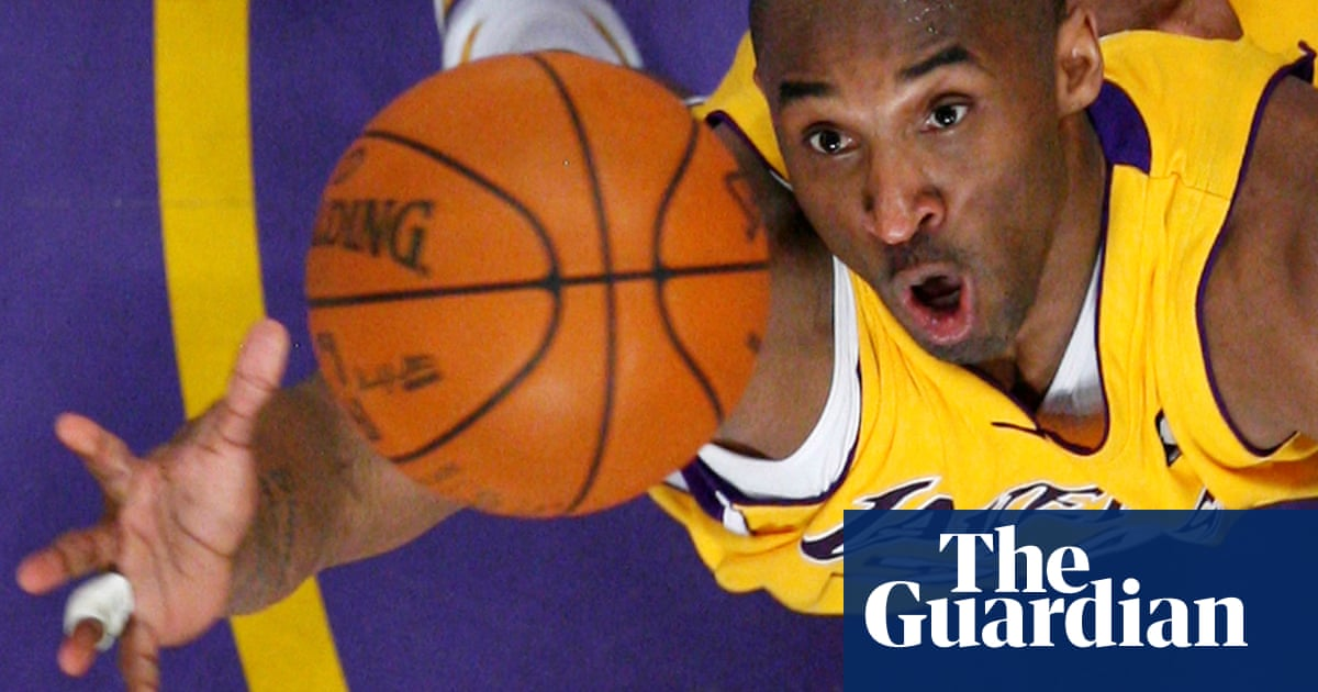 Kobe Bryant: a life in pictures