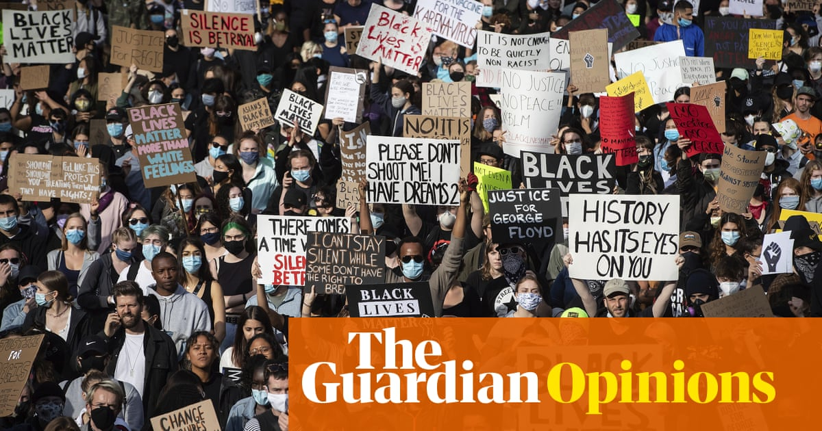 There's hope for racial justice in America. But it comes from the people – not the courts