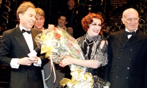 Glenn Close won the 1995 Tony award for her performance as Norm Desmond in the Broadway musical Sunset Boulevard.