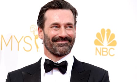The 44-year-old actor plays Don Draper in Mad Men.