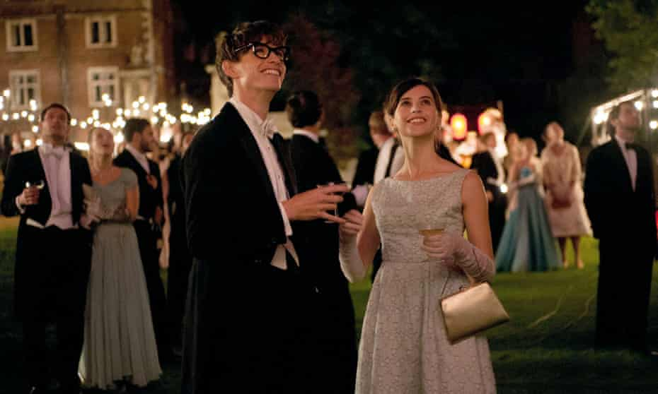 Happy days ... The Theory of Everything.