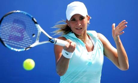 Tatiana Golovin: 'Tennis doesn't want balance – it has to be your only baby' | Tumaini Carayol