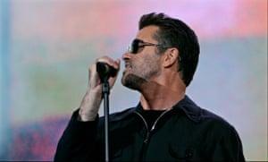 George Michael, 2005