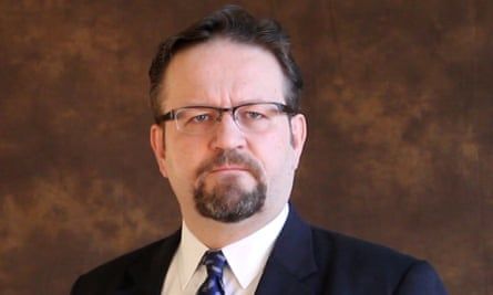 Sebastian Gorka has said his 'everyday carry' includes two pistols, a knife, a tourniquet and a copy of the US constitution.