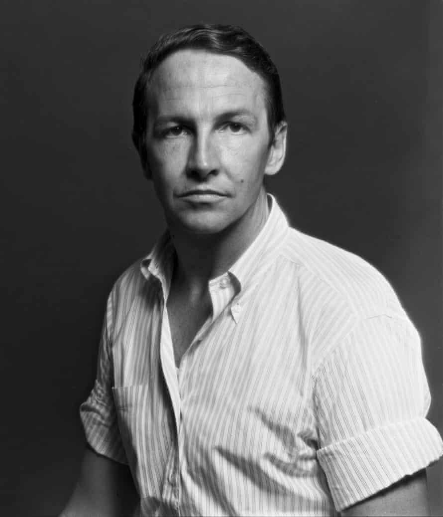 Artist Robert Rauschenberg photographed in August 1966.
