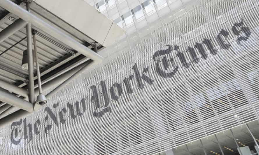 The New York Times announced on Sunday that James Bennet, editorial page director since May 2016, had resigned.