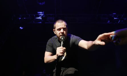 Mike Skinner at O2 Academy, Leeds