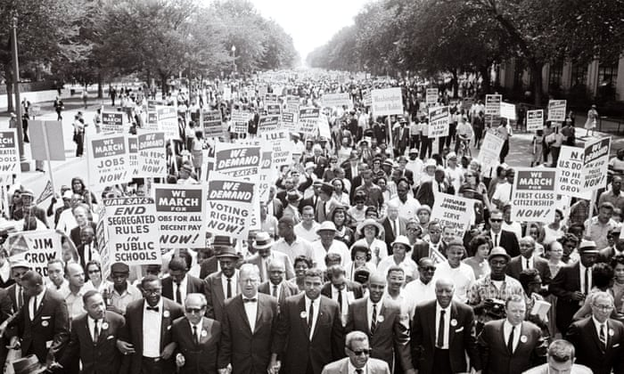 Martin Luther King The Story Behind His I Have A Dream Speech