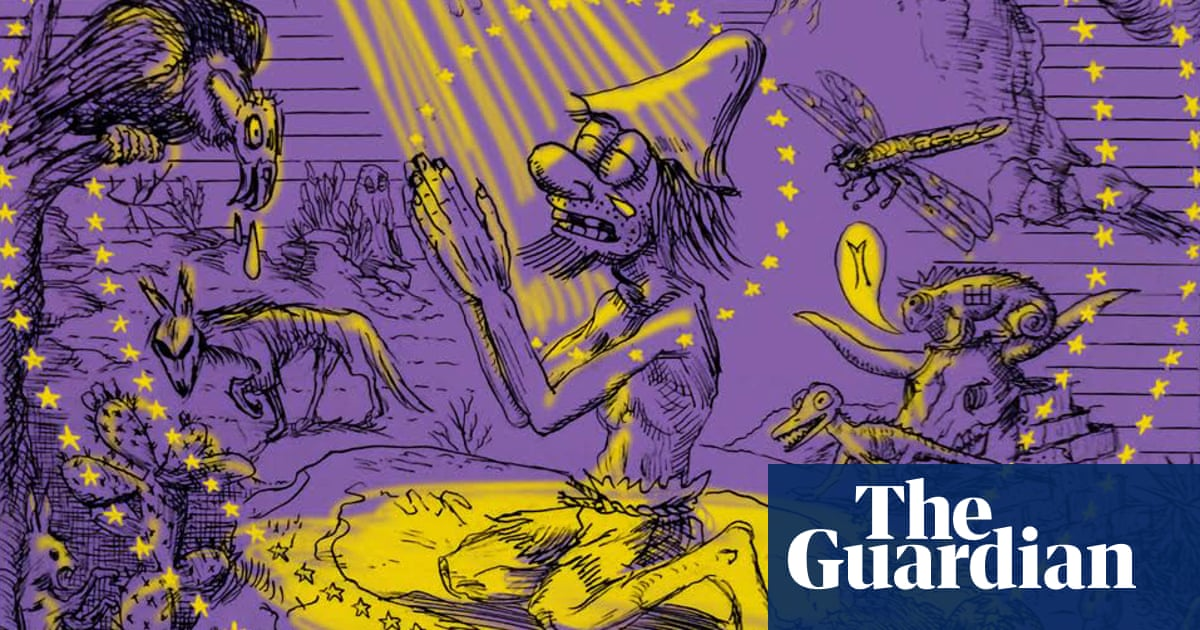 Gary Panter: the cartoonist who took a trip to hell and back