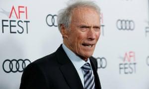 Eastwood last year.