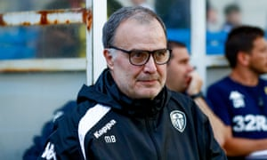 Marcelo Bielsa is Leeds United's 11th manager since 2013.
