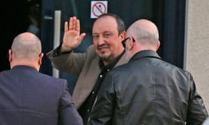 Newcastle are getting an obsessive in Rafael Benítez. He watched Milan train on his honeymoon and his wife says he introduced her to 4-4-2 on their first date.