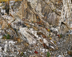 Rock of Ages #6, Abandoned Granite Quarry, Rock of Ages Quarry, Barre, Vermont, USA, 1991