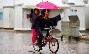 Kilis, Turkey: Syrian refugee children