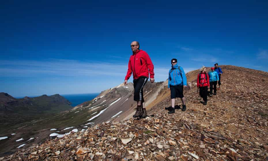 Walking the wilderness of eastern Iceland on an eight-day adventure