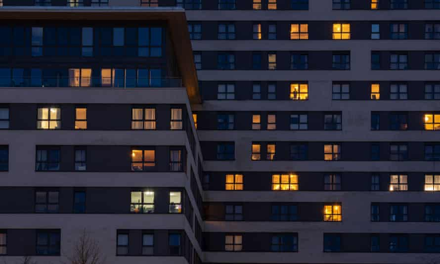 A Shock: a 'surreal and sinisterly comic' depiction of urban living