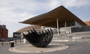 The Welsh assembly.