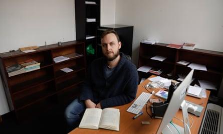 Yaegan Doran is a lecturer at Sydney University