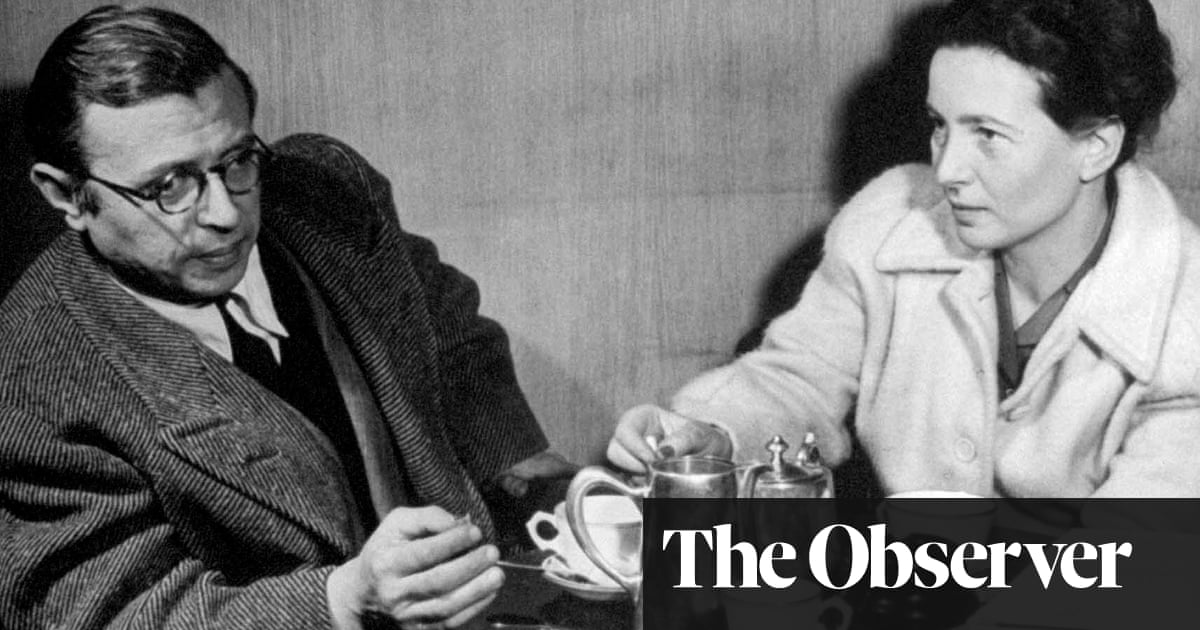 At the Existentialist Café: Freedom, Being, and Apricot Cocktails by