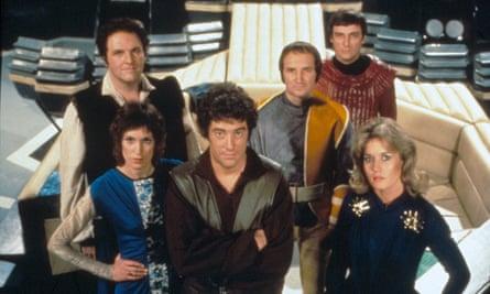 The original Blake's 7 crew.