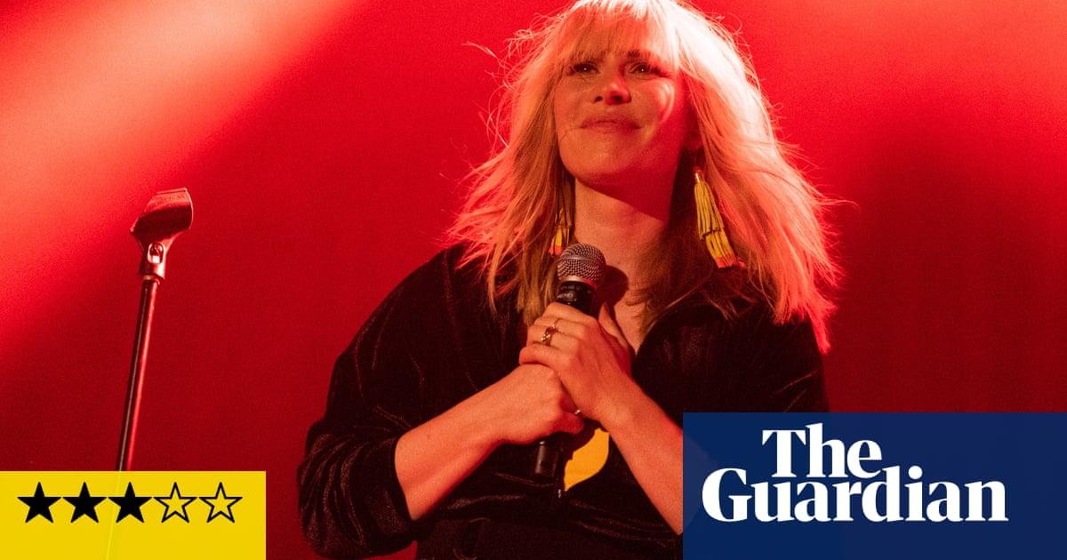 Natasha Bedingfield review – noughties pop revamp is more karaoke than killer