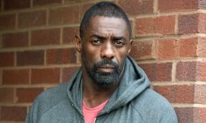 Idris Elba in Five by Five.