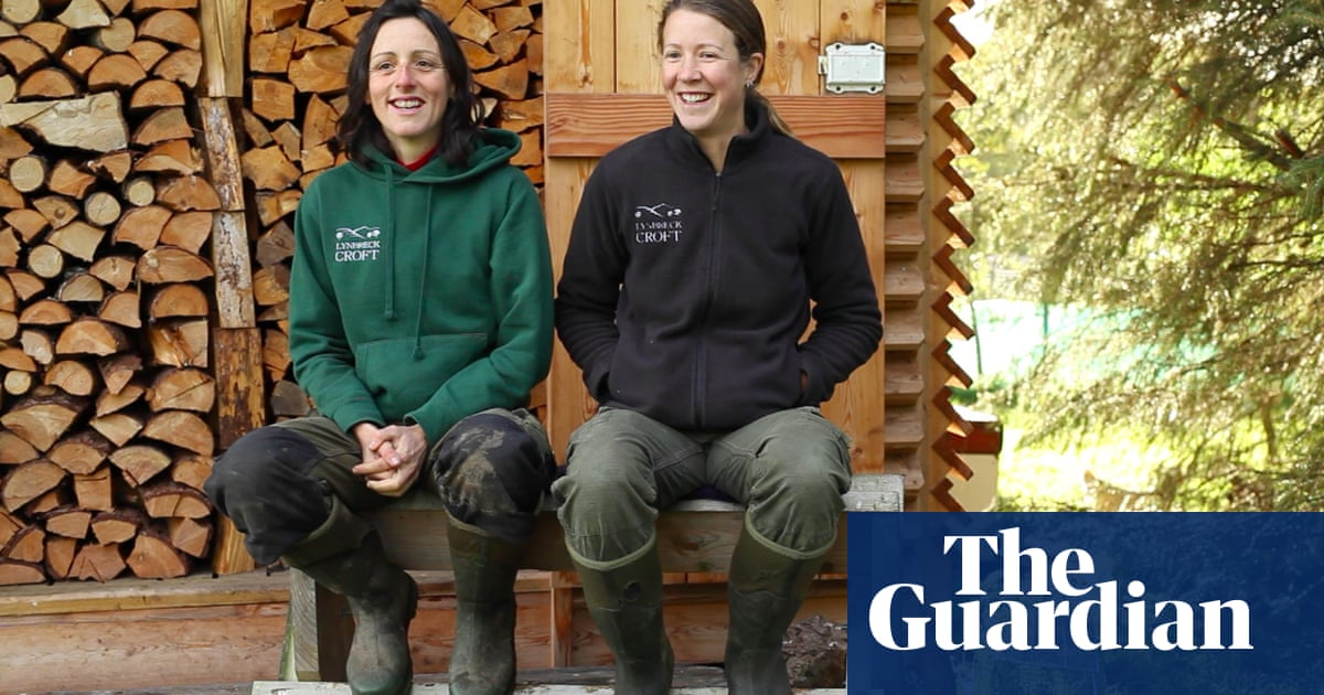 Cairngorms crofters: 'We don't follow a capitalist grow-grow-grow model'