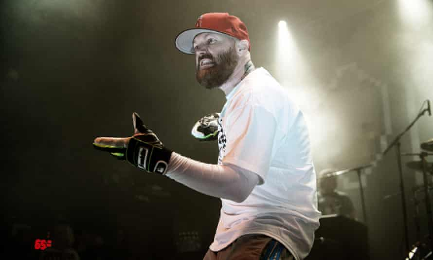 Fred Durst … Man with his finger on the pulse of Eastern Europe.