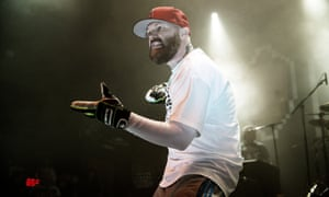 'It's pump one. And two packs of chocolate Hobnobs' … Fred Durst.