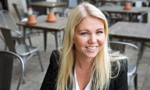 Software solution … article physicist Elina Berglund Scherwitzl.