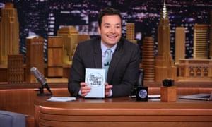 The Tonight Show host Jimmy Fallon