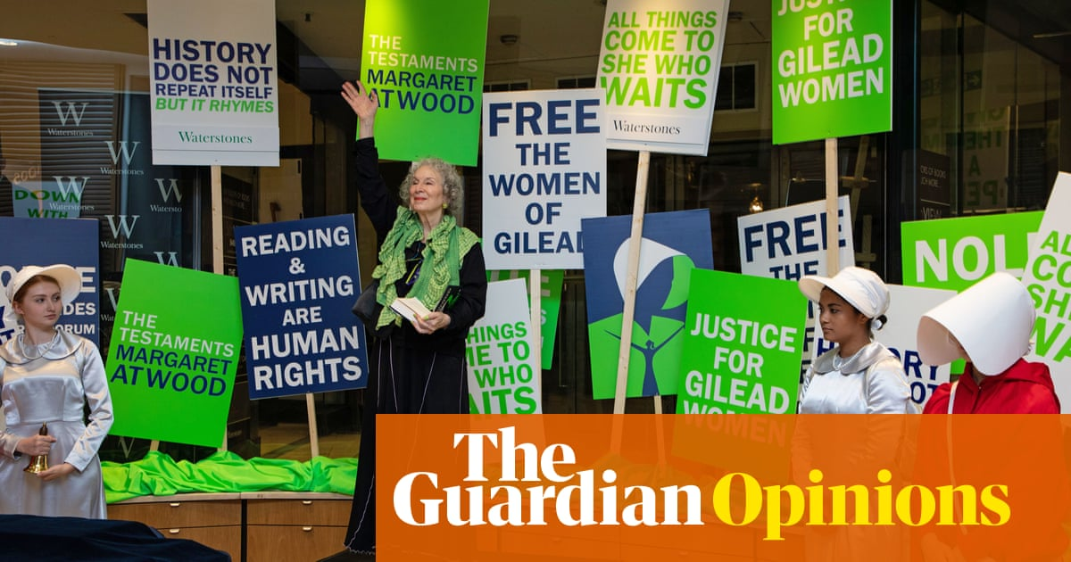 Margaret Atwood's new work is full of feminist hope. But don't dumb it down | Natasha Walter