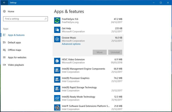 How can I remove unwanted apps from Windows 10? | Technology