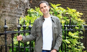 'I've been in a troubled relationship with Daniel Deronda for a year' … Tom Rachman.