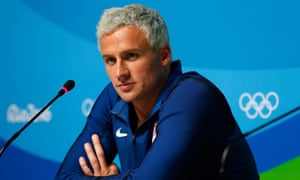 Ryan Lochte is one of the US team's most decorated swimmers
