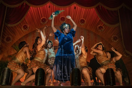 Viola Davis as Ma Rainey