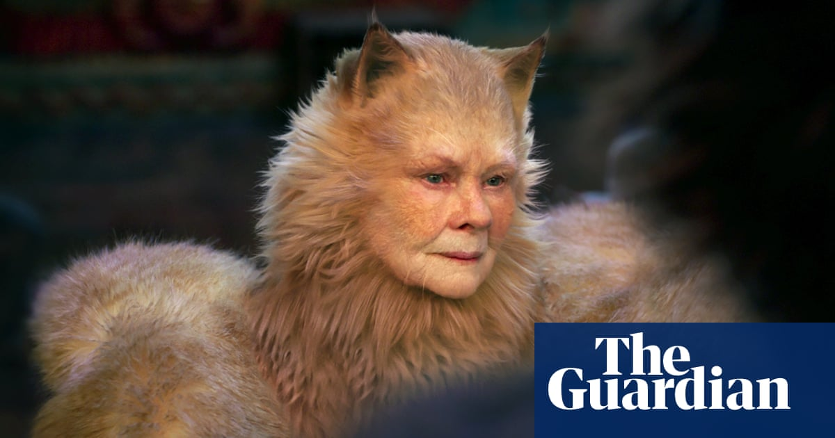 Scratch that: Cats film to be resupplied with improved visuals
