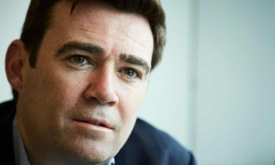 Andy Burnham says the Prevent strategy is highly discriminatory.