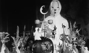 The origins of Halloween – archive, 31 October 1904   Life and ...