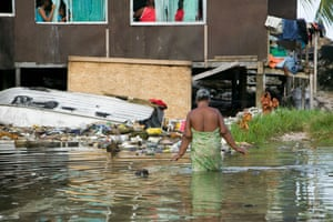 Tuvalu, the smallest country in the world, is on the front line against global warming. It is likely that this island nation will be the first country to disappear as a result of climate change.
