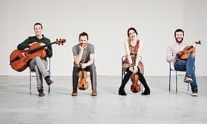 'Admirable' the Heath Quartet.