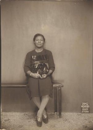 Daisy Studio. Studio Portrait, 1940s–50s.
