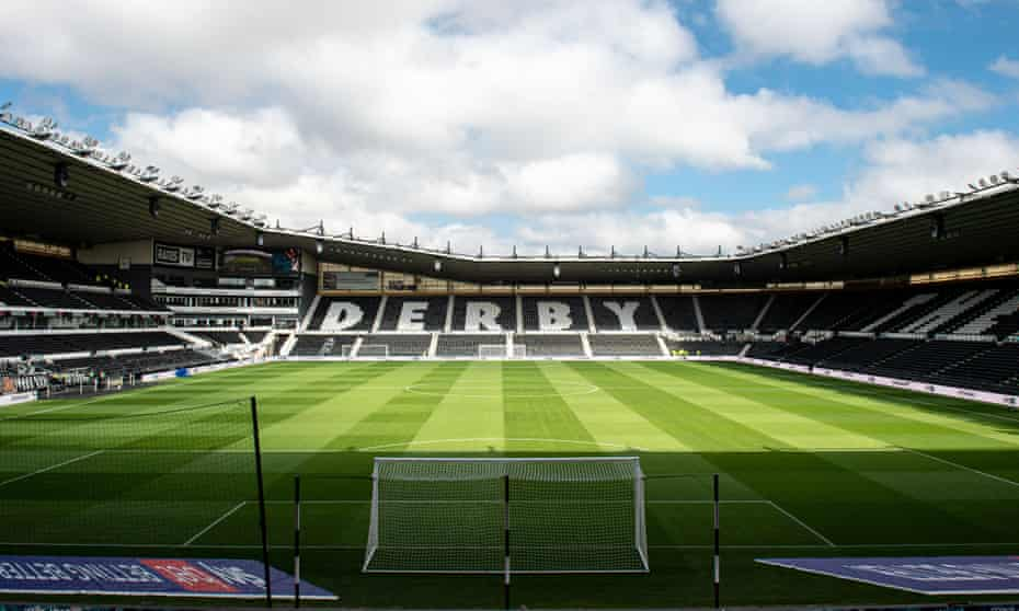 Derby County have applied to enter administration and, as a result, will be hit with a 12-point deduction