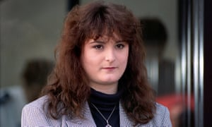 Stephanie Slater in 1993.