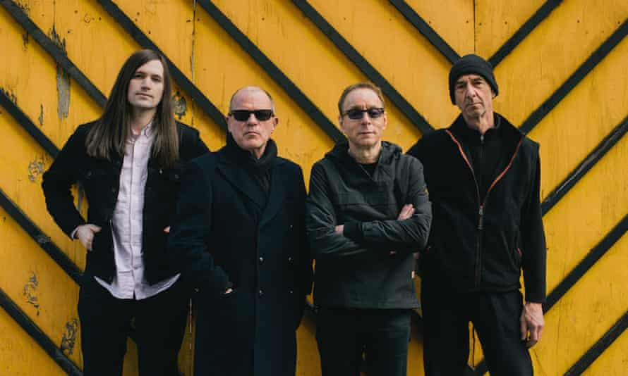 Wire … 'It's gratifying when people say our new stuff is as good as anything we've done.'